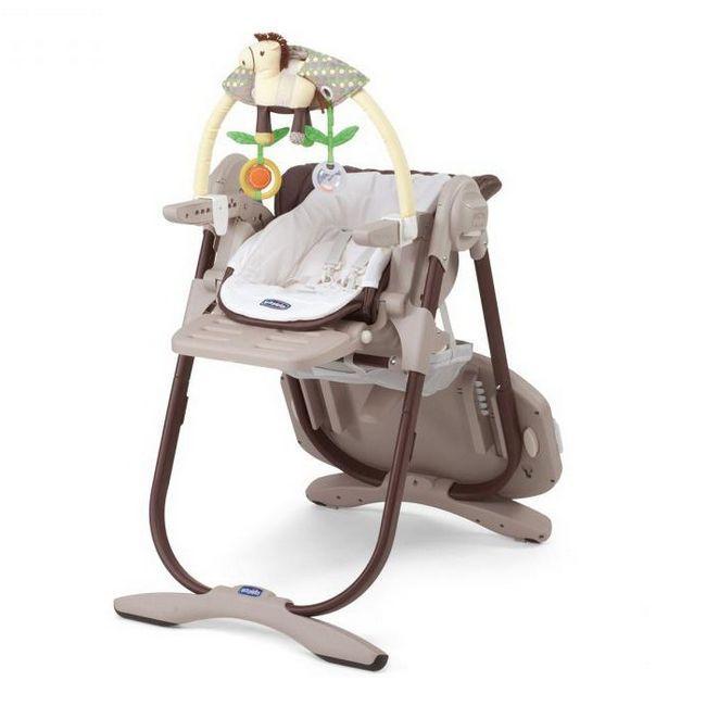 стільчик для годування baby