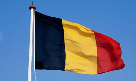 Як виглядає прапор Бельгії?
