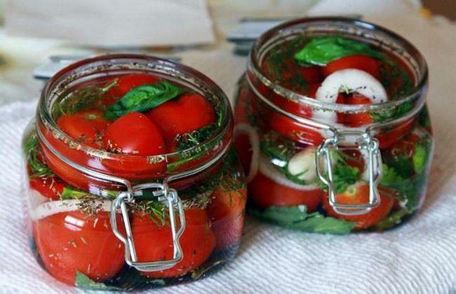 Фото - Як замаринувати помідори швидко? Мариновані помідори: рецепти приготування