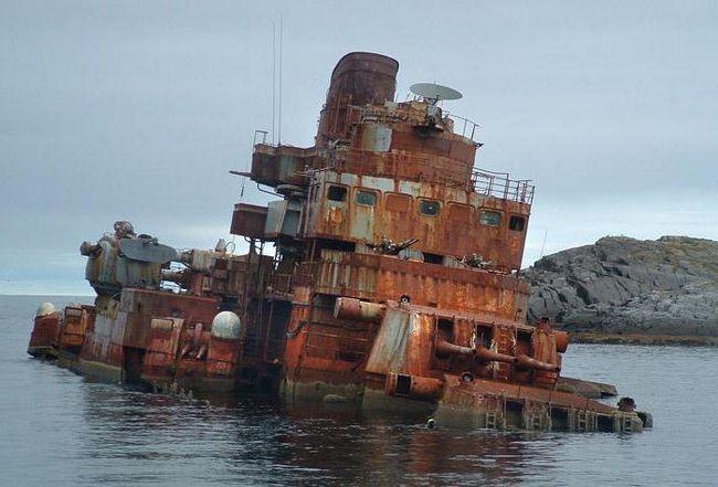 Фото - Як жив і вмирав крейсер