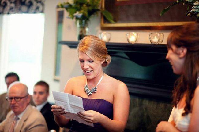 Фото - Яким має бути привітання матері на весіллі сина?