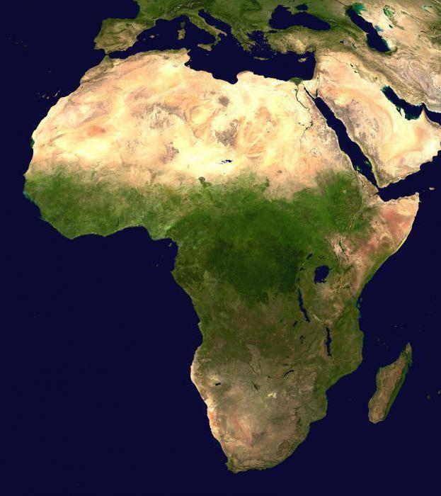 Фото - Який другий за величиною материк землі?