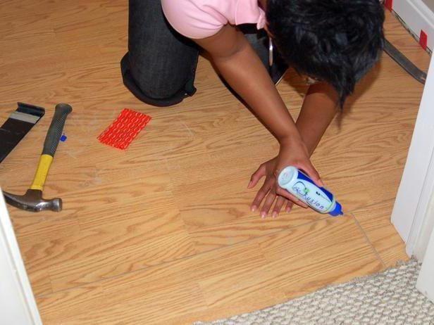 який ламінат для теплої водяної підлоги