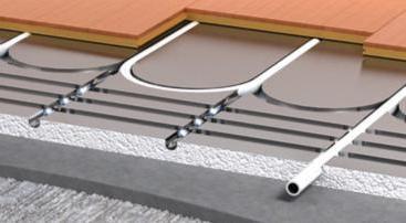 ламінат для водяної теплої підлоги