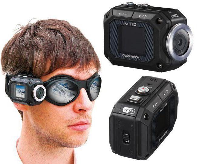 Фото - Яку екшн-камеру вибрати? Відгуки та поради фахівців