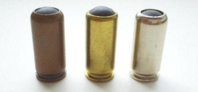 Фото - Калібр 45 rubber (патрони): опис, потужність, відгуки