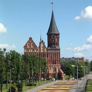 Фото - Калінінград, кенігсбергський собор: опис з фото