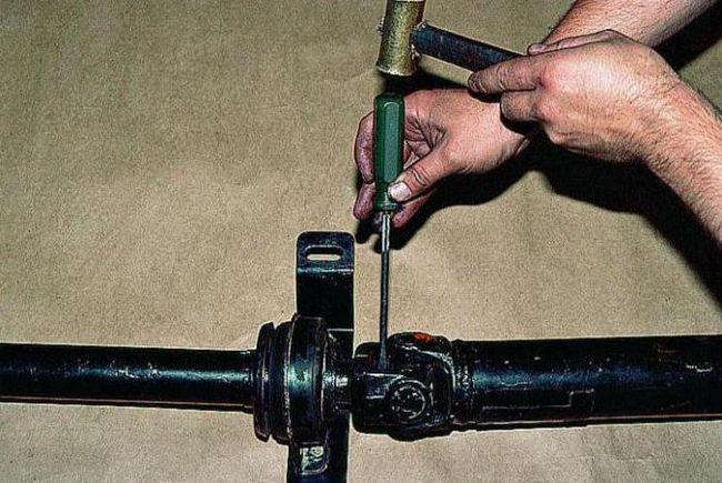 ремонт карданних валів газель