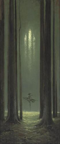лісова готика