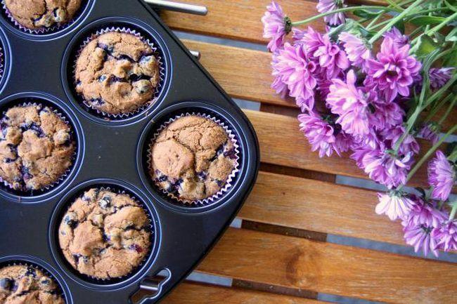 Фото - Кекси зі смородиною: рецепти приготування
