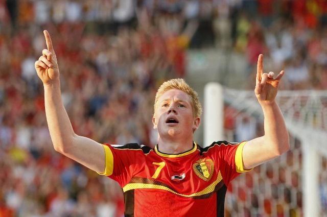 Фото - Кевін де Брюйне. Історія одного з найперспективніших бельгійських футболістів