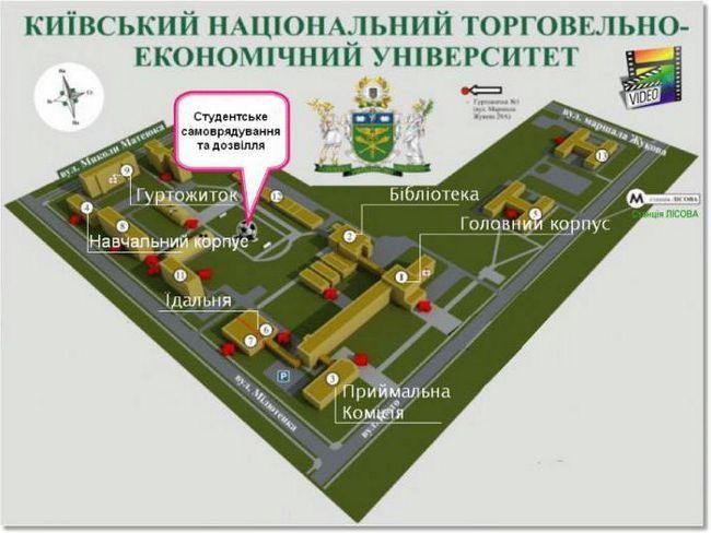 Київський національний торговельно економічний університет КНТЕУ