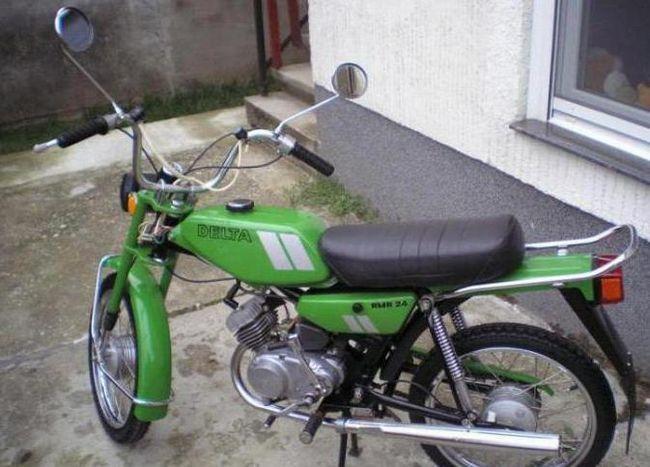 Фото - Китайські мопеди. Компактний і надійний транспорт