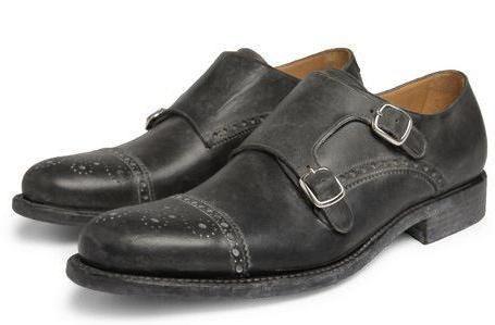 чоловіча класична взуття на низьких підборах