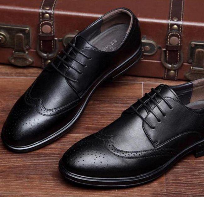 взуття під класичні брюки чоловічі