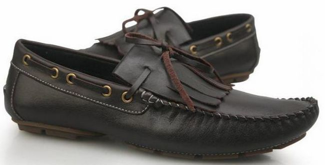 модна чоловіча класична взуття