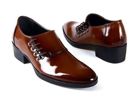 класична чолові взуття фото