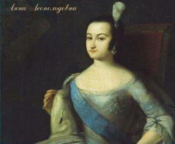 Фото - Княгиня Ганна Леопольдівна: коротка біографія і роки правління