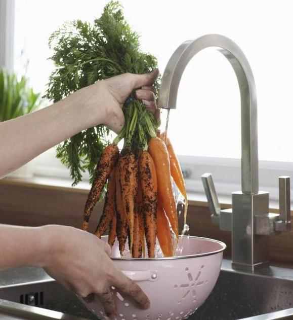 коли прибирати морква з грядки