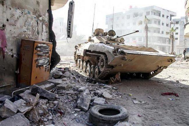Фото - Конфлікт у Сирії: сторони, з чого все почалося