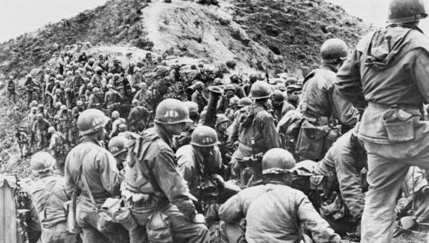 історія корейського конфлікту