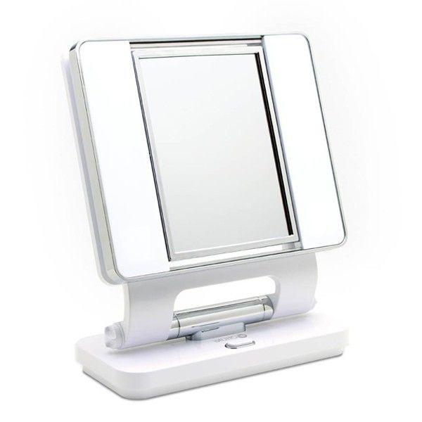 косметичні дзеркала зі збільшенням і підсвічуванням