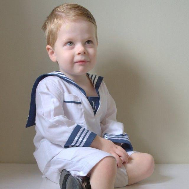 Фото - Костюм моряка для хлопчика своїми руками: покрокова інструкція