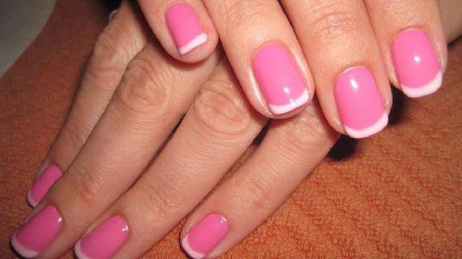 френч рожевий