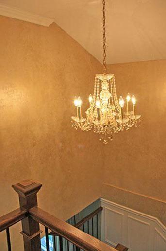 Фото - Фарба декоративна для стін: види та способи нанесення