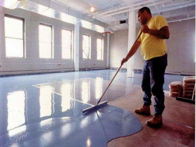 Фото - Фарби для бетону. Вибір, характеристики, ціни