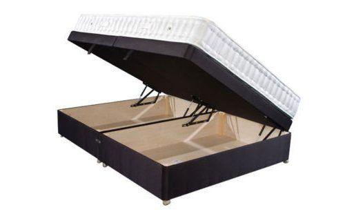 Фото - Ліжко-тахта з підйомним механізмом: особливості. Як вибрати меблі для маленької кімнати?