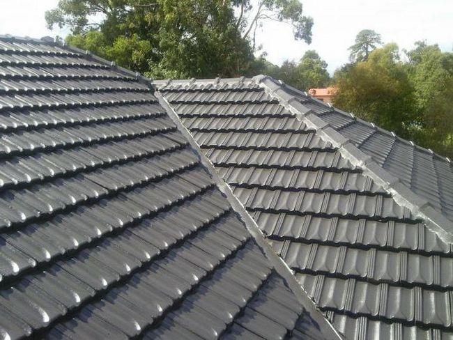 покрівля даху металочерепицею своїми руками інструкція фото