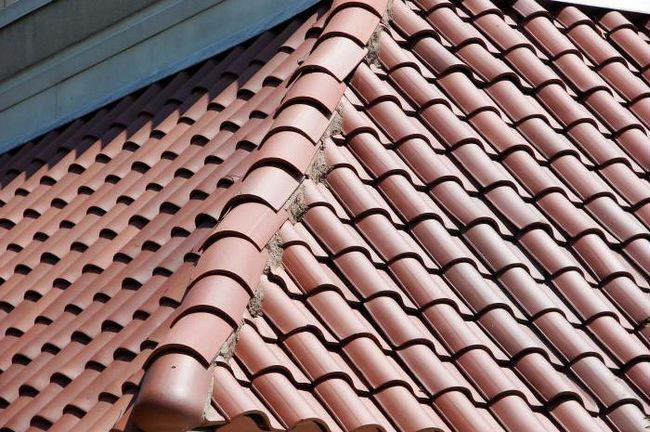 покриття даху металочерепицею інструкція
