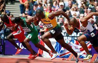 Фото - Легка атлетика, нормативи: біг (100 метрів)