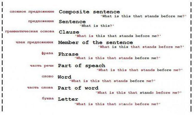 лексика англійської мови
