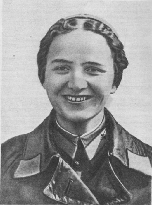 герой радянського союзу Раскової Марини михайловна