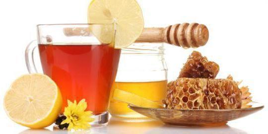 лимон з медом