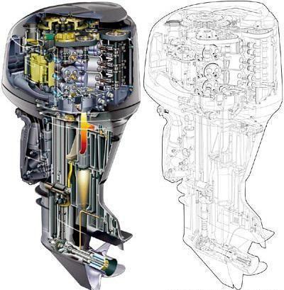 Фото - Човнові мотори саморобні. Як зробити човновий підвісний електромотор своїми руками