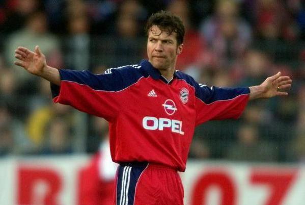 німецький футболіст