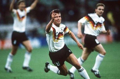 Гравці збірної Німеччини з футболу