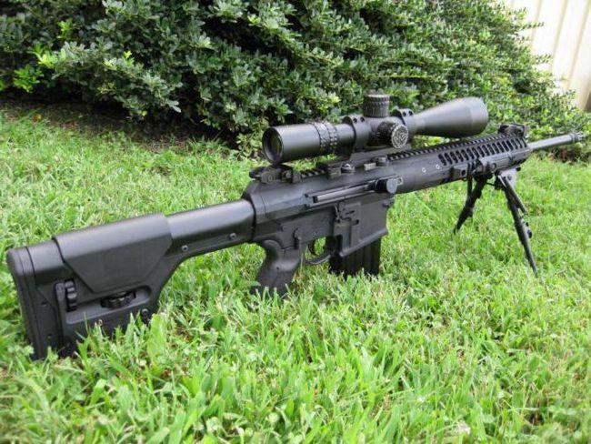 Фото - Краща снайперська гвинтівка в світі: топ-10