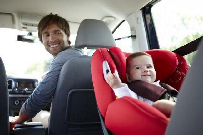 Фото - Кращі автокрісла для дітей: огляд популярних моделей. Характеристики, відгуки власників