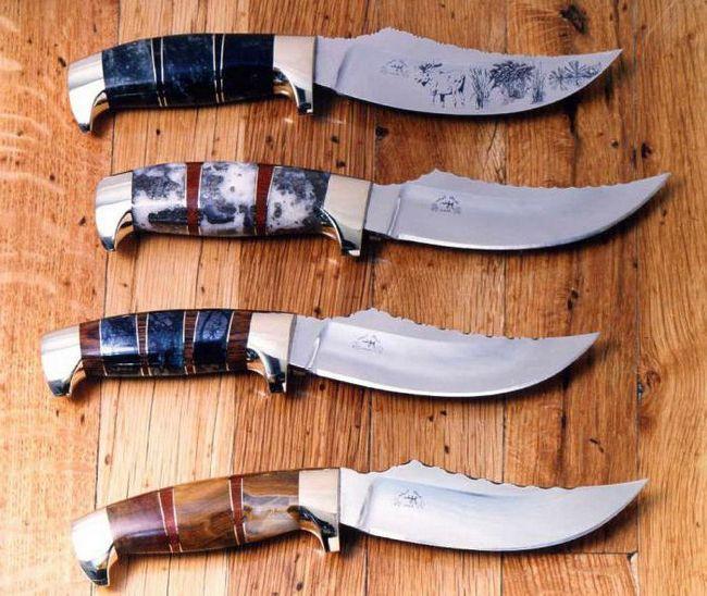 кращі ножі росії