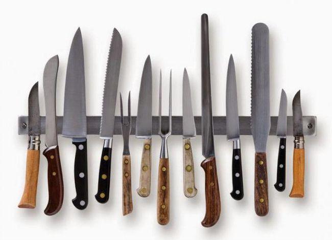 Фото - Кращі ножі росії та світу. Кращі кухонні, бойові, мисливські ножі