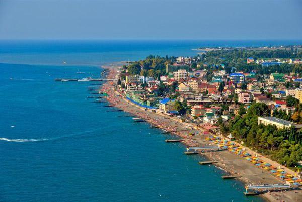Фото - Найкращі готелі в сочи біля моря. Готелі сочи, працюють за системою