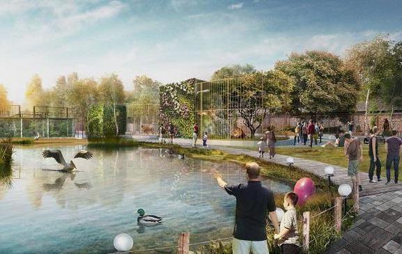 Фото - Кращий зоопарк в криму
