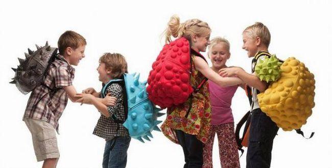 Фото - Madpax - рюкзаки для школи: відгуки батьків