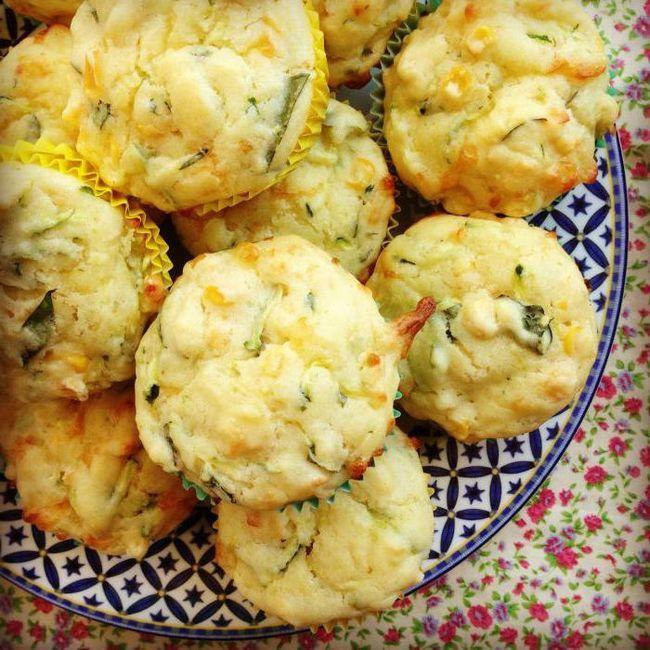 Фото - Маффіни з кабачка: рецепт приготування, варіанти начинок