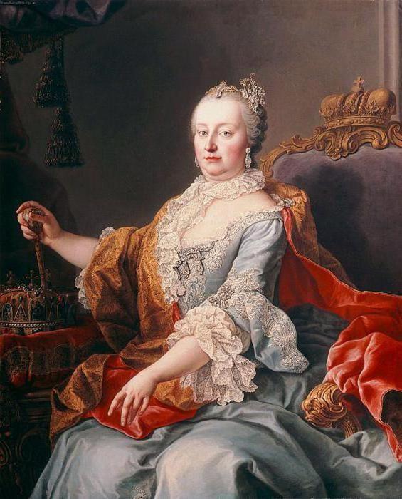 Фото - Марія Терезія - ерцгерцогиня австрии: біографія, діти