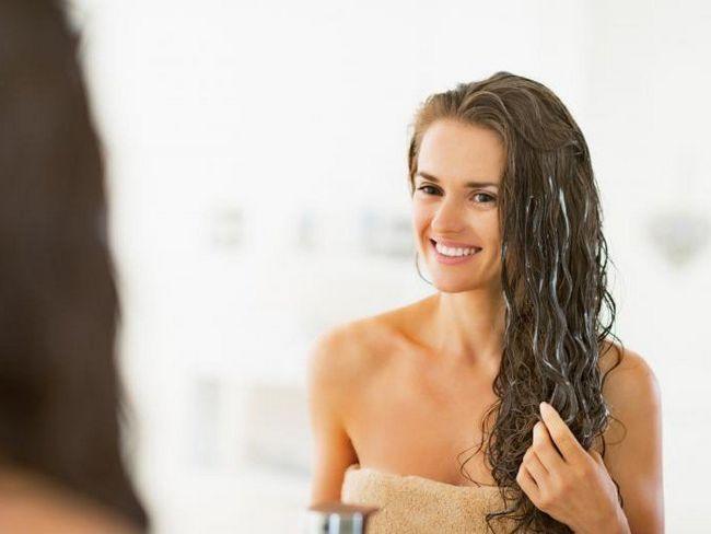 Фото - Маска для волосся